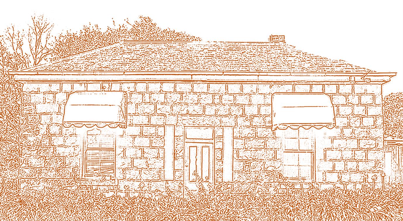 Marshall Bluestone Cottage